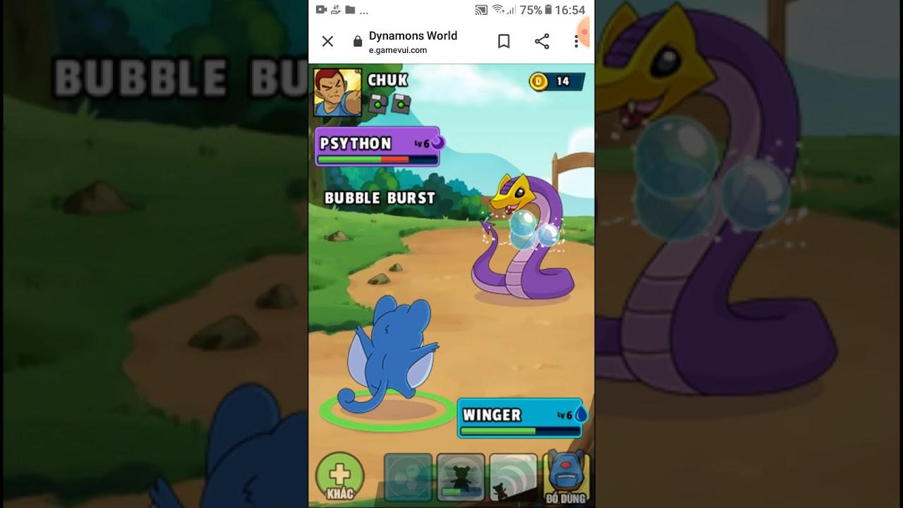 pokemon go 2 khi chơi trên trang web gamevui