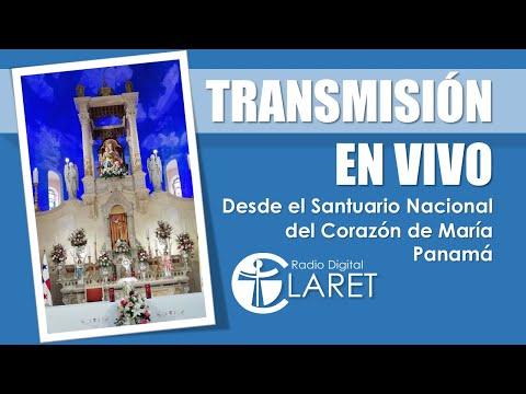 Transmisión en vivo desde el Santuario Nacional de Panamá | Rosario de la Aurora y Santa Misa diaria