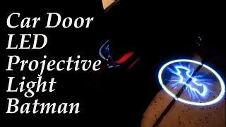 Car Door Led Projector Light