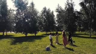 Танец мандала от Зарины