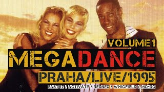 Megadance Festival 4 / 1995 / Praha / Vol.01