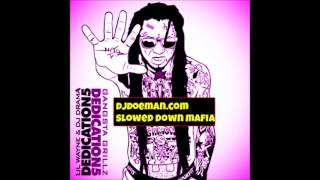 Lil Wayne - Still Got That Rock Slowed Down Mafia - DJDoeMan.com