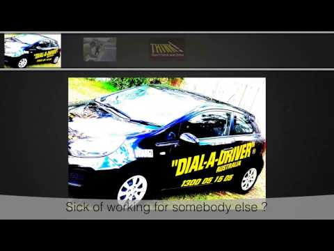 Dial A Driver Franchises Available Australia Wide