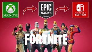 How To Link Your XBOX One Fortnite Account to Nintendo Switch