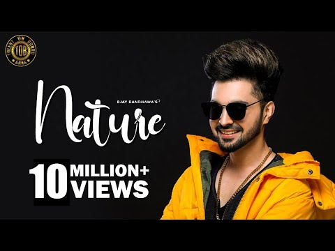 Nature : B Jay Randhawa | Miss Pooja (Official Video) Karan Aujla |  Latest Bhangra Songs 2019