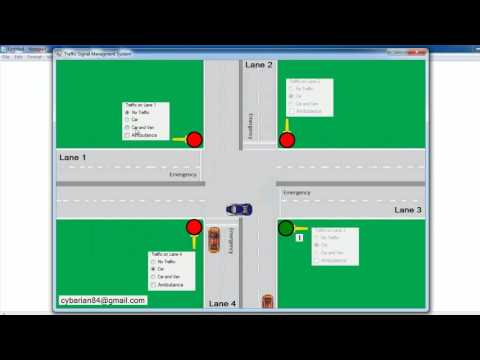 Traffic Signal Management System