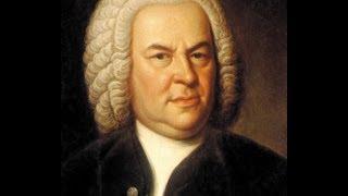 """""""Jesus soll mein erstes Wort in den neuen Jahre heissen"""", soprano aria BWV 171"""
