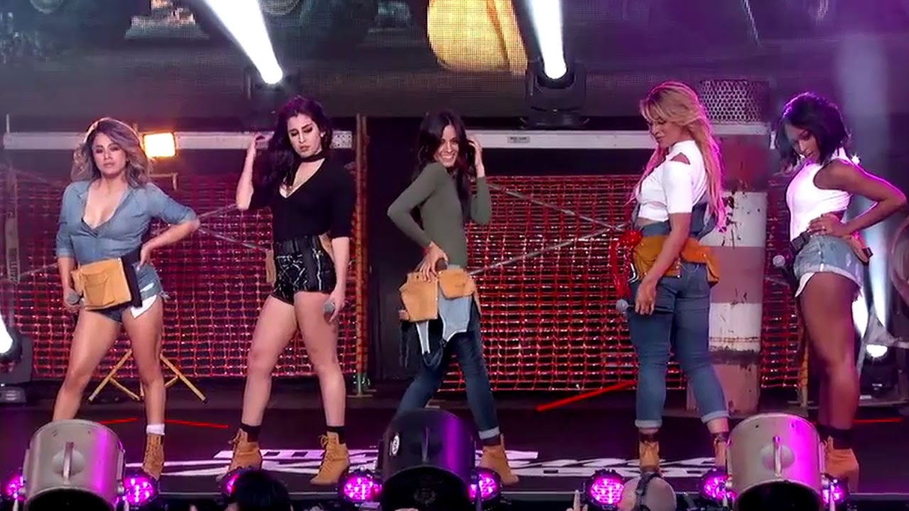 fifth harmony work from home download fifth harmony perform quot work from home quot on kimmel drop 3976