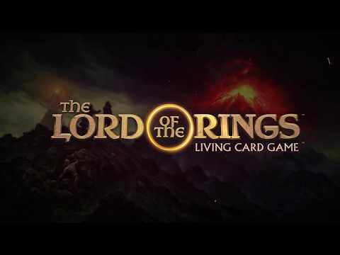 The Lord of The Rings: Living Card Game Early Access Launch Trailer