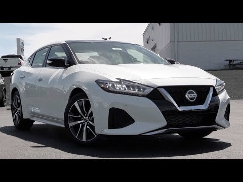 2019 Nissan Maxima: Review