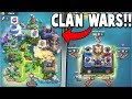 CLAN WARS ARE OFFICIALLY HERE!! - Everything That's in the Update | All Clash Royale Update Info