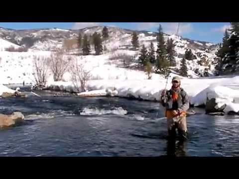Fly fishing the yampa daze youtube for Yampa river fishing report