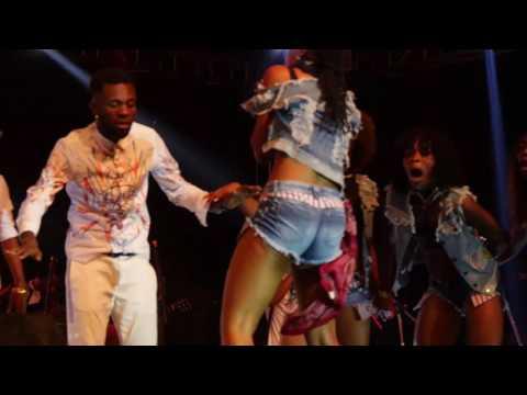 Fabregas Le Métis Noir - Show du 30 Juin au Festival de la Rumba et de l'Elegance à Kinshasa