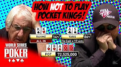 Jerry Yang Poker Genius or Lucky One-Day Fly? | World Series of Poker