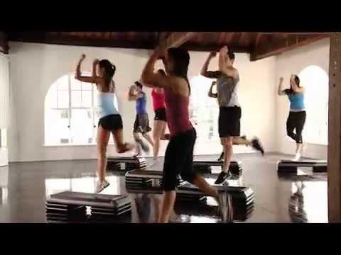 bodystep lesmills ma salle de sport youtube. Black Bedroom Furniture Sets. Home Design Ideas
