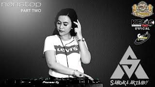 DJ TERPESONA || DJ CANTIK VIRAL 2021 || LIVE DJ SANDRA ARIMBY || KEMO OFFICIAL