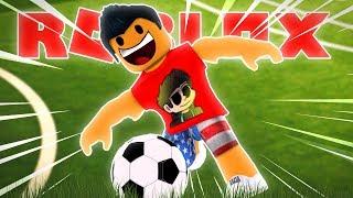 FIFA SOCCER in ROBLOX!! - Kick Off