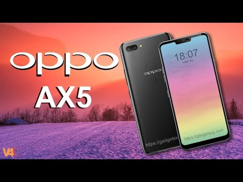 Oppo AX5 Release Date, Price, Official Look, Specifications, Features, Camera, First Look, Trailer