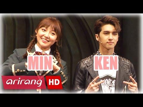 [Showbiz Korea] Min of Miss A, Ken of VIXX _ Interview (미스에이 민, 빅스 켄 인터뷰)