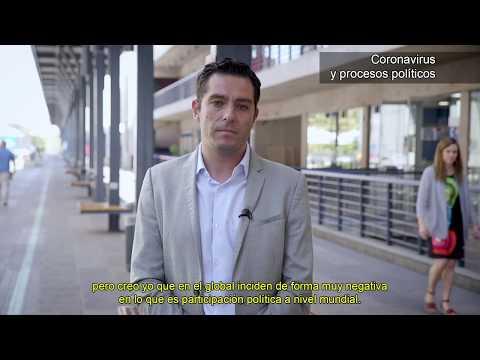 Nuestros expertos opinan: Coronavirus y procesos políticos