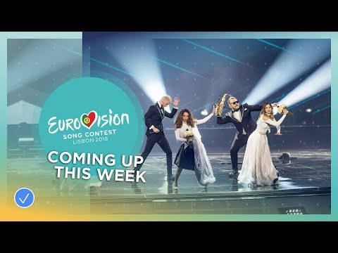 Coming up this week: Eurovision selections from 23 February to 2 March