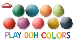 Play Doh Colors | Learn Colors | Colors With Play Doh | Colors