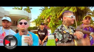 pepe quintana     si me muero   ft  farruko    engo flow  lary over  darell   video oficial