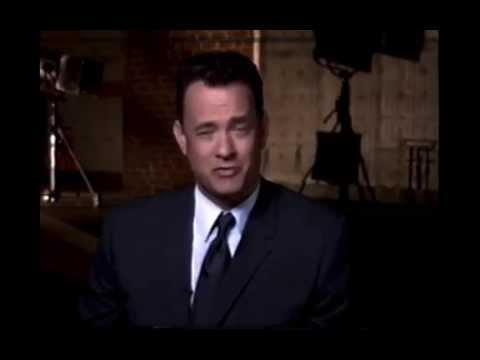 Tom Hanks & Tony To - Band of Brothers 2001 - Peabody Award Acceptance Speech