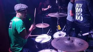 DRUM CAM _ GENIT _  ARIE TIPE-X . Tipe X Genit Drum Cover