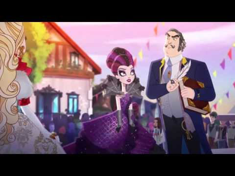 Ever After High - Thronecoming (Full Movie)