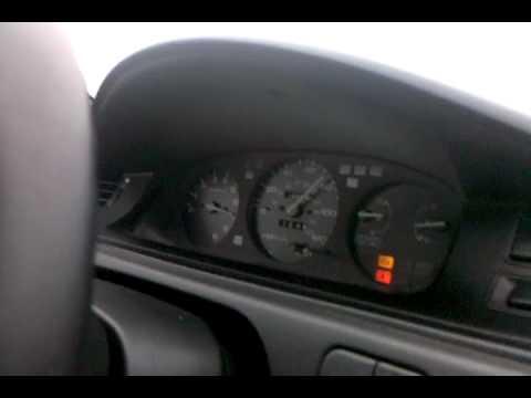 Jdm b16a eg coupe 5500 vtec 9200 redline