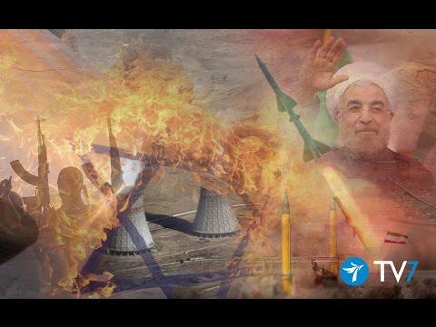 """Jerusalem Studio: """"Israel's new bid to show Iran's true nature"""""""
