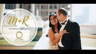Marie + Ramez Wedding Highlights...