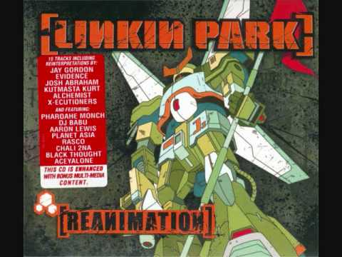 Linkin Park P5hng Me Awy ( Re-Animation )