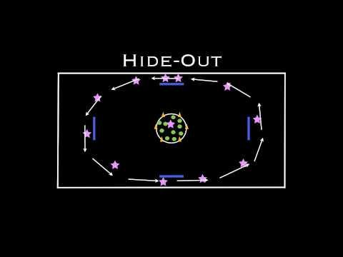 P.E. Games - Hide Out