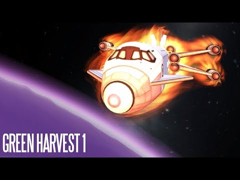 "KSP - ""Eve Fall"" -  Green Harvest Ep.1"