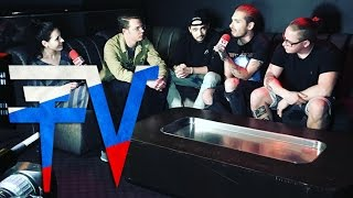 ÓČKO TV: Interview with Tokio Hotel - 03.04.2017 (с русскими субтитрами от TH Community VK)