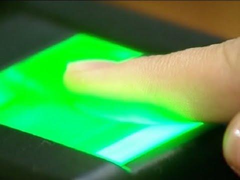 Технологии дактилоскопии: снимаем отпечатки пальцев по-новому
