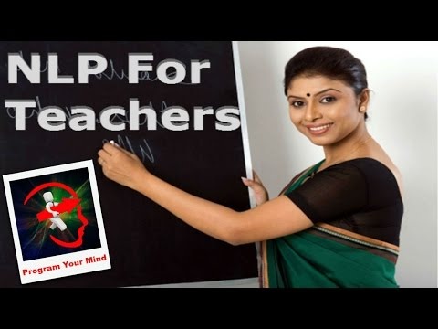NLP Training For Teachers | VED | [Hindi]