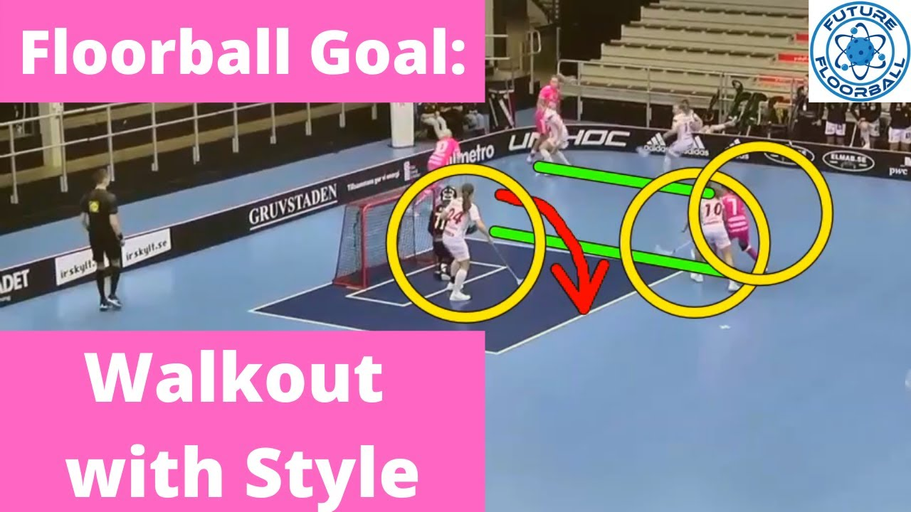 Download SSL Floorball Goal Analysis: Walkout with Style