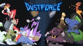 CGR Undertow - DUSTFORCE review for PC
