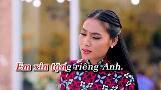 Karaoke Tình Xưa | Ngọc Hân ft Khưu Huy Vũ - Ngọc Hân Official