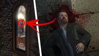 DUCH MICHAELA W LUSTRZE?!  - GTA V Legendy & Teorie | ODC 5 |