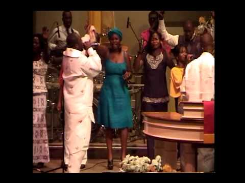 Song Ministration by Nii Addo & Deacon James