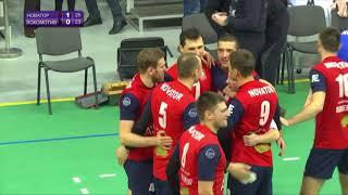Новатор - Локомотив. Highlights другої гри