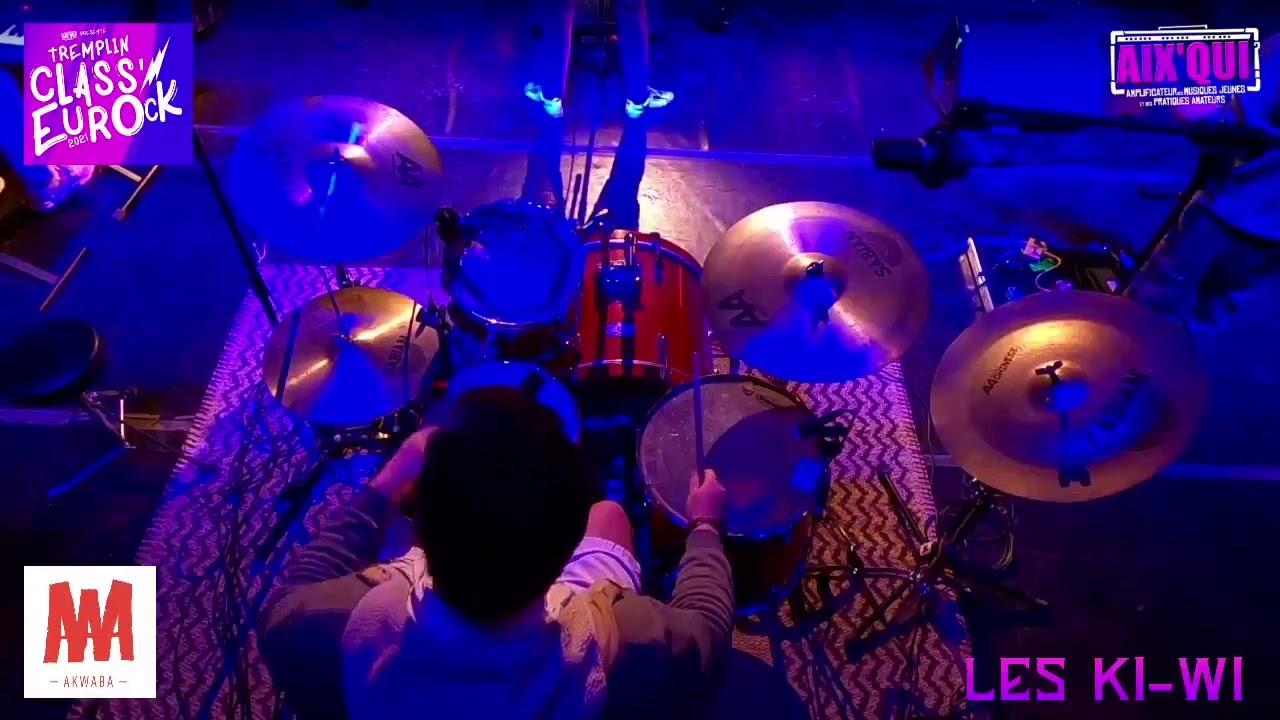 Download Les Ki-Wi / Audition Live Class'Eurock 2021 - Akwaba (Châteauneuf-de-Gadagne)