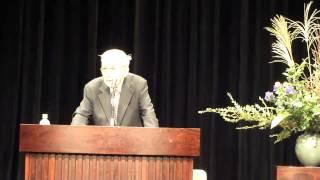 「小島烏水に学ぶもの」近藤信行先生 講演会(2/3)