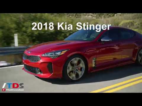 2018 Kia Stinger preview - Global Reveal at 2017 North American International Auto Show