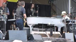 Bruce Springsteen & Dr. John - Something You Got - New Orleans Jazz and Heritage Festival - 4/29/12