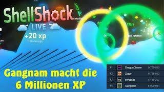 GANGNAM MACHT DIE 6 MILLIONEN XP! | ShellShock Live #497 | [HD+]